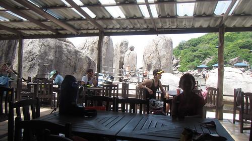 Koh Nangyuan 1day trip ナンユアン島スノーケルツアー (43)