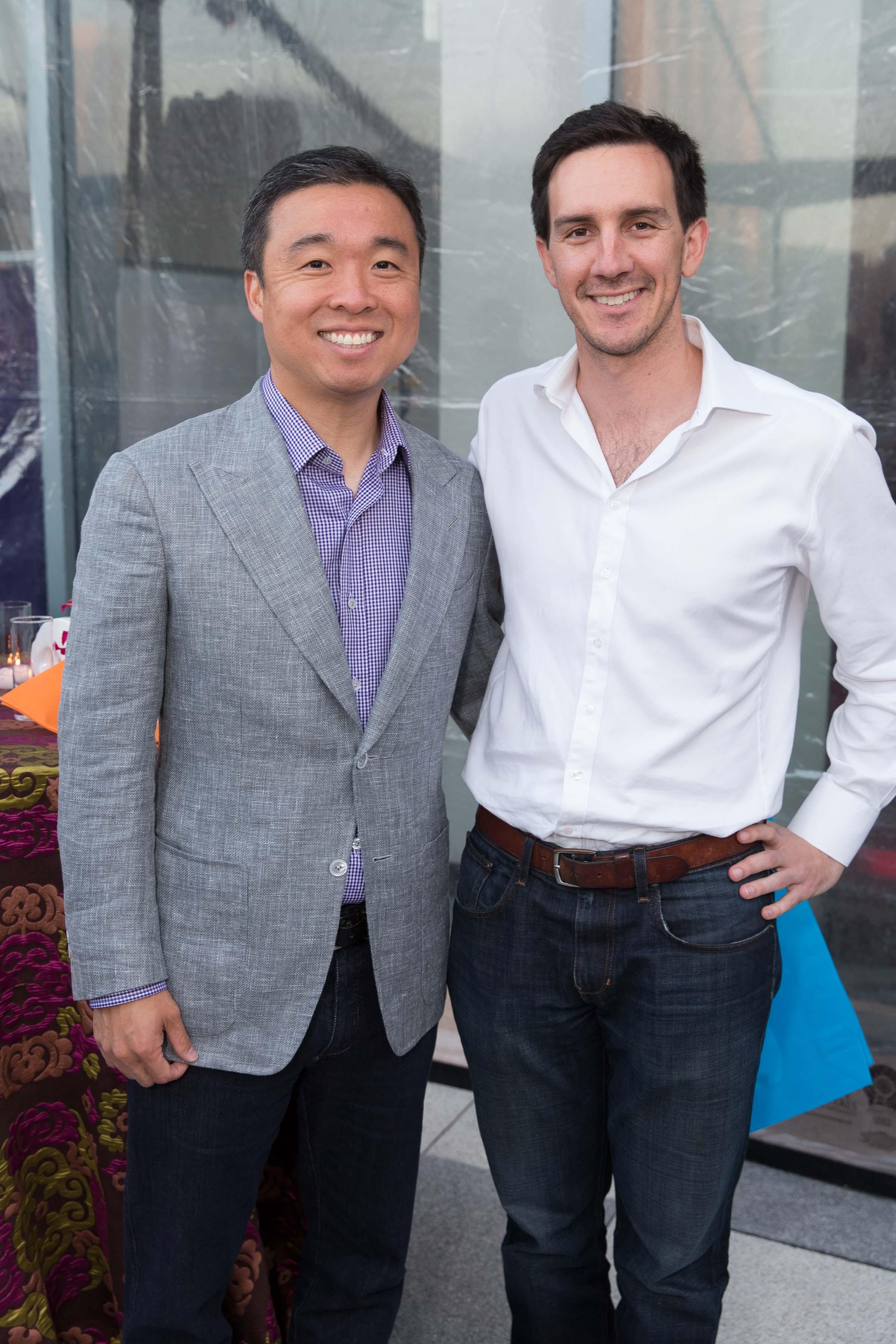 Gideon Yu, Brian Grassadonia