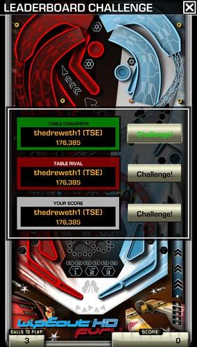 Leaderboard Challenge Screenshot 1