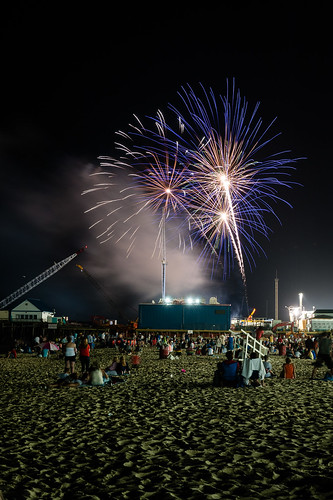usa night digital newjersey nikon fireworks nj clear nikkor 4thofjuly jerseyshore seasideheights d700 2470mmf28g