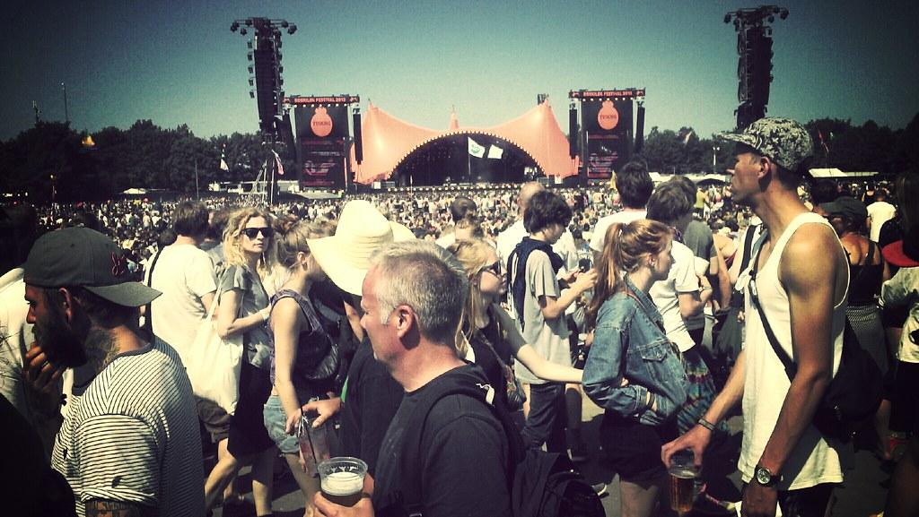 Roskilde fredag til søndag