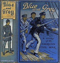 Blue and Grey, A Story of the American Civil War by Harry Collingwood