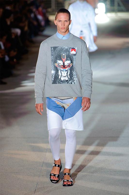 Givenchy Spring:Summer 2014 1