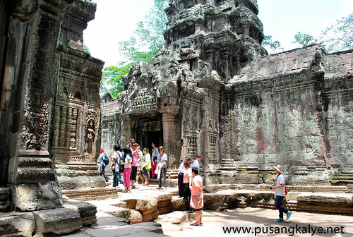 Ta Prohm_Tomb Raider