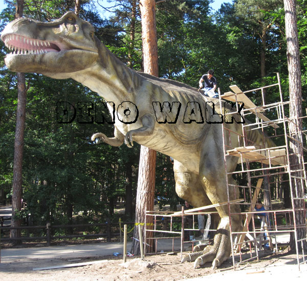 Animatronic Dinosaur Equipment