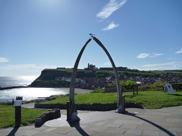 Whalebone arch, Whitby
