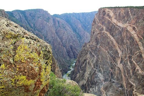 nationalpark nps canyon overlook blackcanyonofgunnison deaftalent deafoutsidetalent deafoutdoortalent