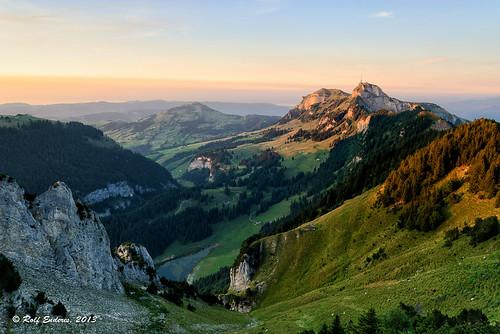 geotagged switzerland berge che alpen renp hoherkasten brülisau staubern kantonappenzellinnerrhoden frümsen geo:lat=4726339678 geo:lon=945846678