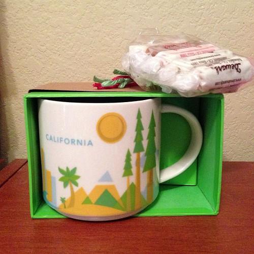 @davirebecca I love my CA mug!! (and the candy!) thanks!! #mugswap2013