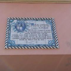 Placa cerámica Almonas