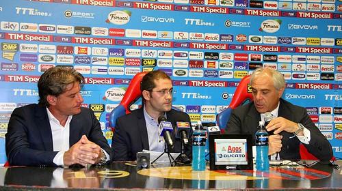 Catania, presentata la nuova dirigenza e la Campagna Abbonamenti 2015/16$