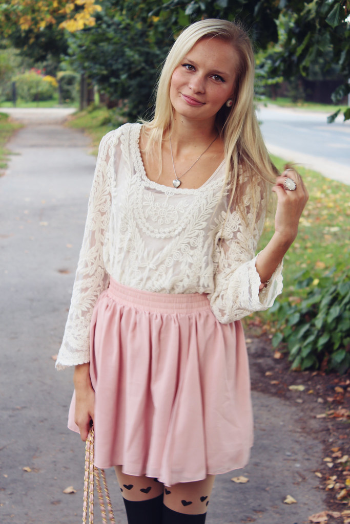 Romantic Lace Call Me Madie