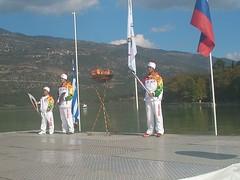 Ιωάννινα: Υποδοχή Ολυμπιακής Φλόγας