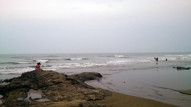 Vagator Beach, Vagator, Goa, India