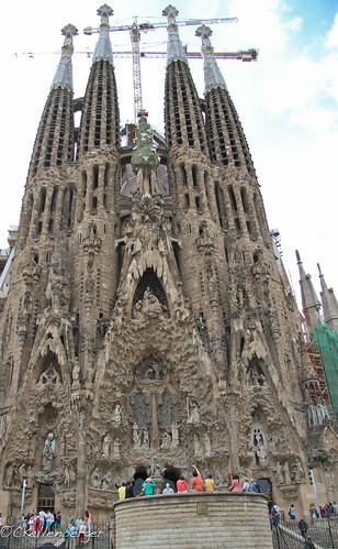 Sagrada Familia, Barcelona-6006