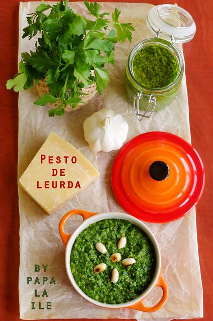 Pesto de leurda (6)