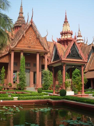 Phnom Penh-Musée National (2)
