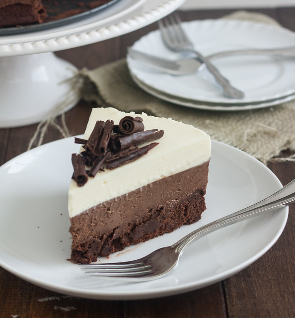 Triple Chocolate Mousse Cake | Tracey's Culinary Adventures
