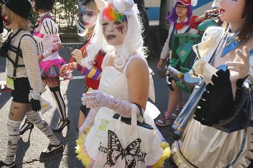 Kawasaki Halloween Parade 2013 09