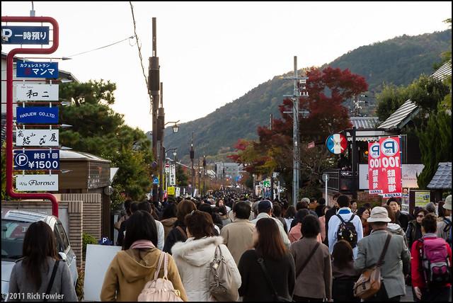 Arashiyama Main Street