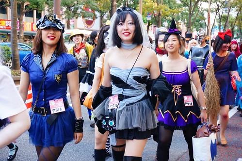 Kawasaki Halloween Parade 2013 99