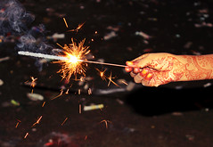 Firing Crackers