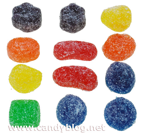 Candy Crush Sour Fruit Gummies