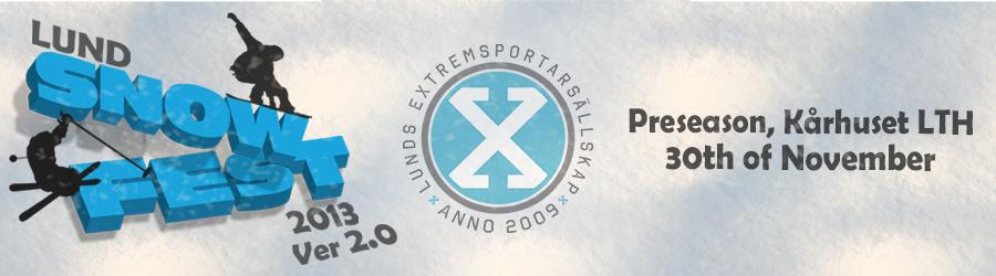 Snowfest 2013, ver 2.0