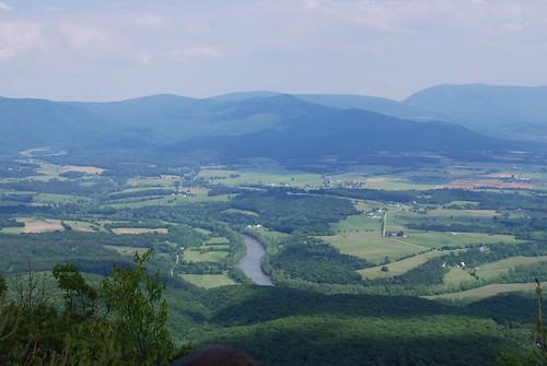 mountain nature virginia trail hilke massanutten