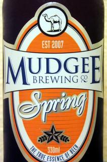Mudgee Spring Ale