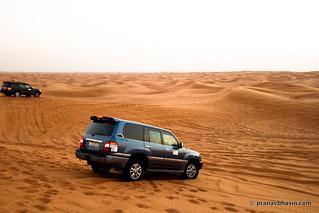 Experience the true spirit of Dubai via Desert Safari - Things to do in Dubai