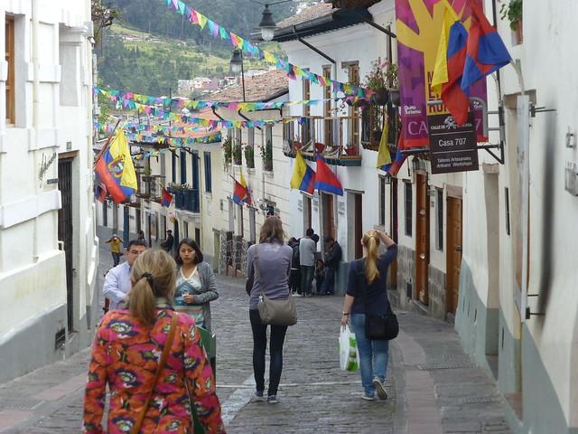 Calle La Ronda Quito