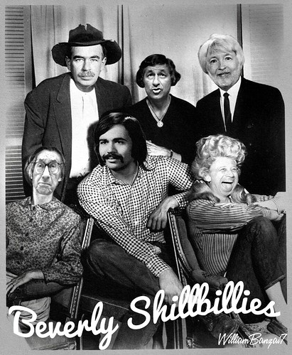 THE BEVERLY SHILLBILLIES by WilliamBanzai7/Colonel Flick