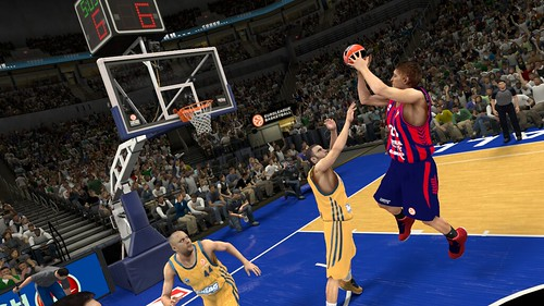 NBA 2K14 Screenshot