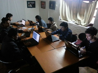 Mapathon for Disaster Response: Haiyan