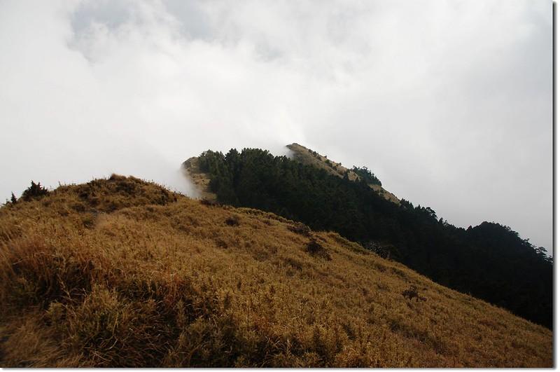 桃山南稜 1