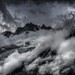 Storm over the Glacier d' Argentiere (Explored) by sunstormphotography.com