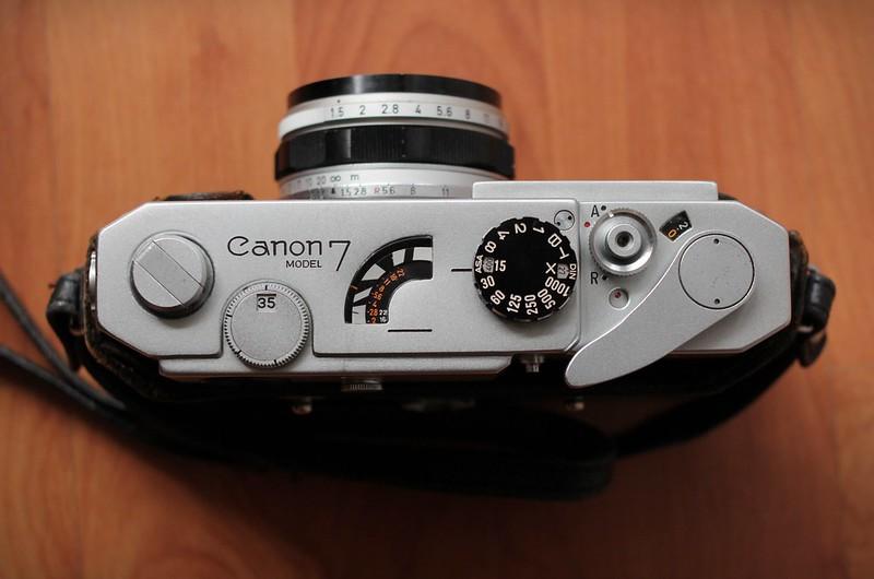 Canon 35mm f1.5 ltm