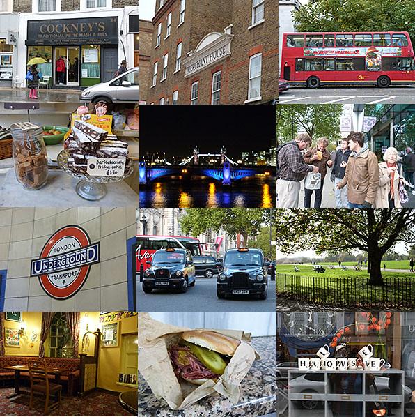 """mosaïque Londres 201"""" part 1"""