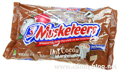 3Musketeers Hot Cocoa Marshmallow Minis
