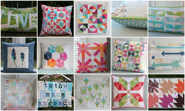 Pillows and Mini Quilts