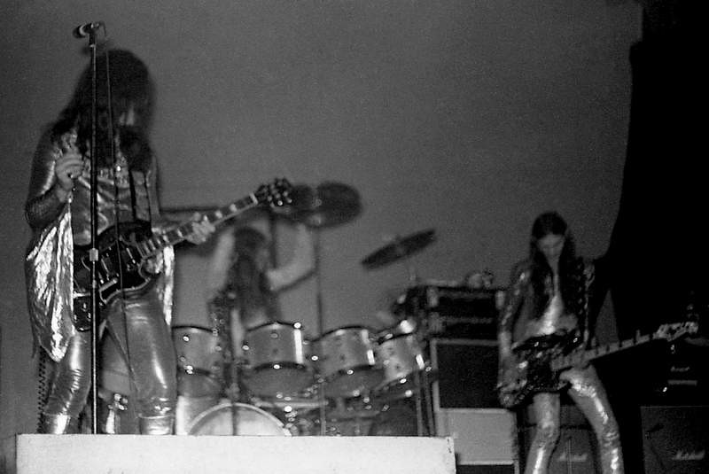 Alice Cooper- Killer Tour -1972