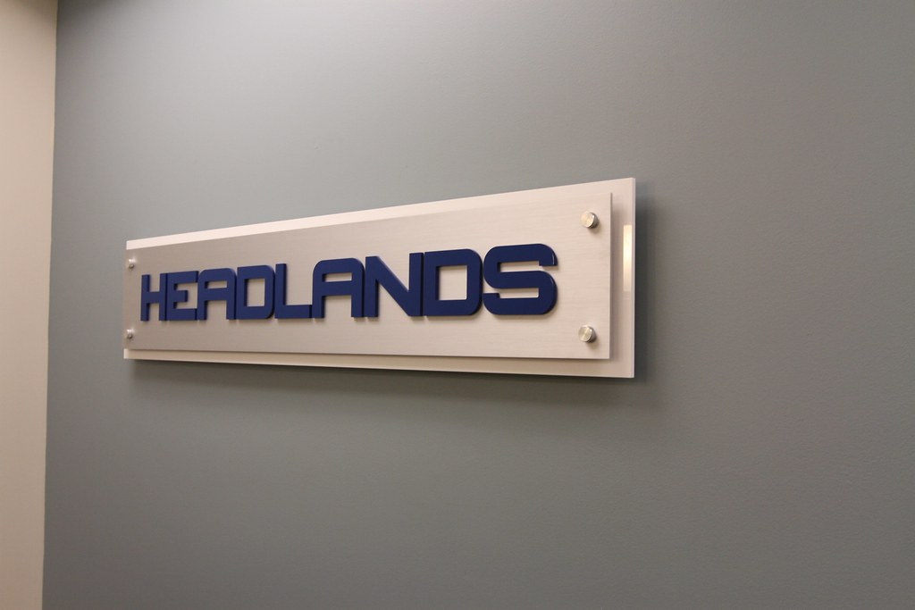 Aluminum Sign Letters Awesome Acrylic Signs  Frosted Or Clear Acrylic Signage  Impact Signs Inspiration Design