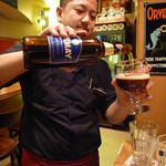 ベルギービール大好き!!シメイ・ブルーChimay Bleue (Blue)2010