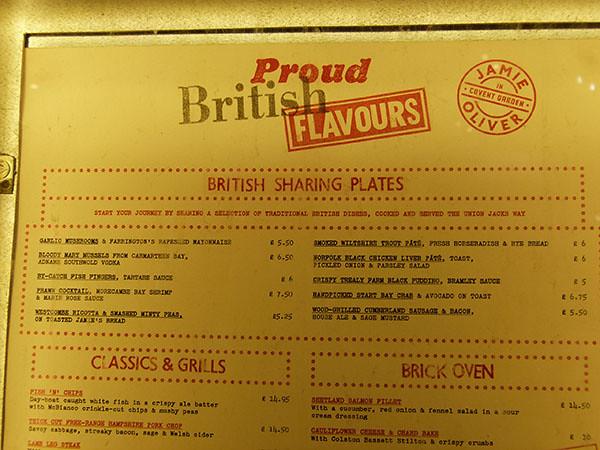 proud british flavours