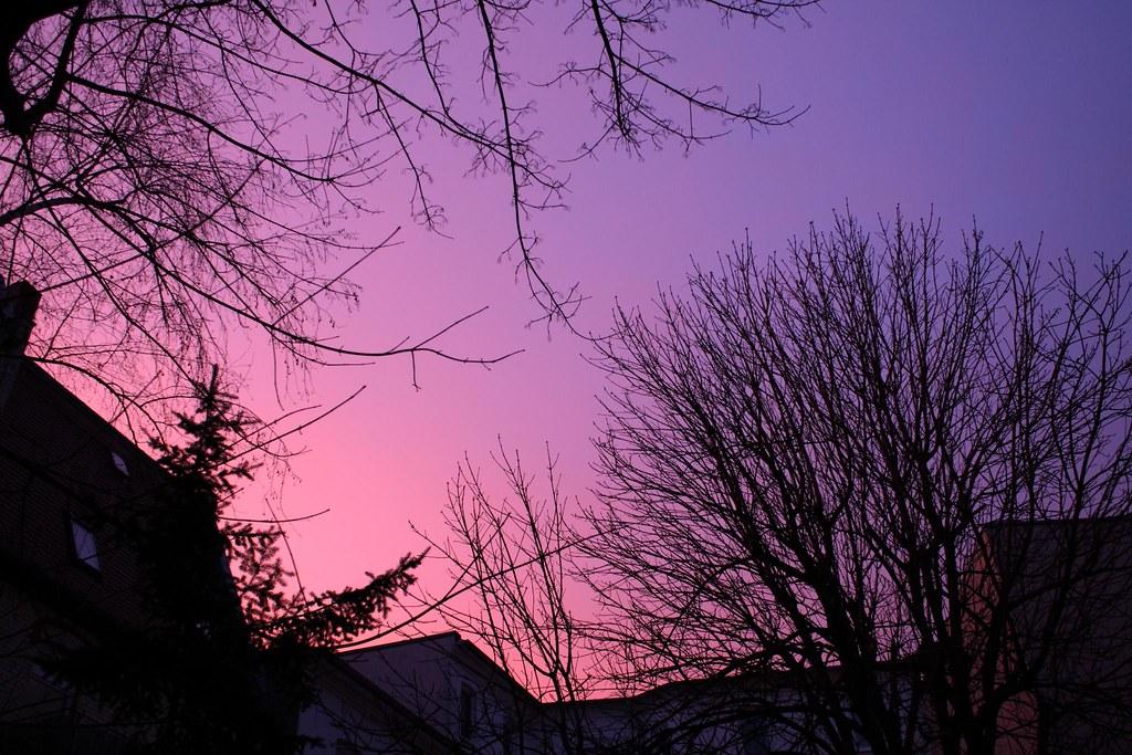 Ein Guten Morgen Himmel Am 18 Dezember 2013 Mg0463