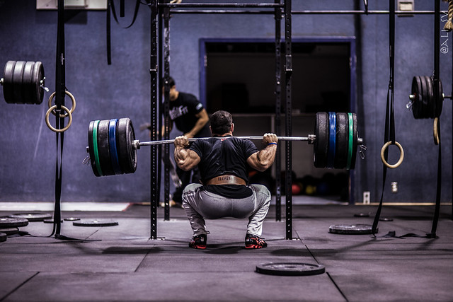 The ultimate biohack barbell