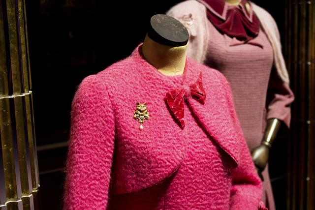 Professor Umbridge pink costume