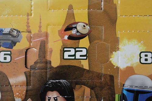LEGO Star Wars 2013 Advent Calendar (75023) - Day 22