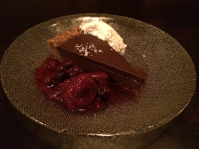 Torta cioccolato- Pesce